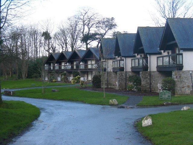 Clowance Estate at Praze-an-Beeble