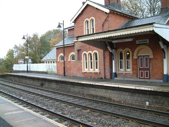 Codsall Station