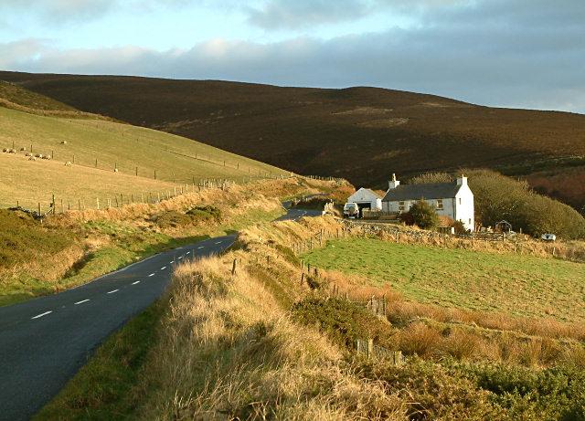 Sartfell - Isle of Man