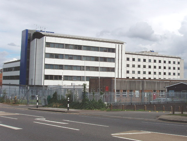 Offices in Wembley