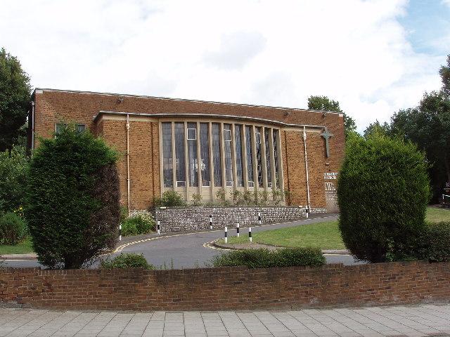 Park Lane Methodist Church, Wembley