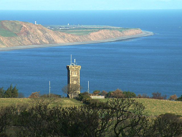 The Albert Tower - Isle of Man