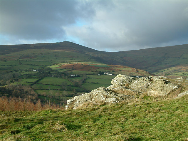 Axnfell Viewpoint - Isle of Man