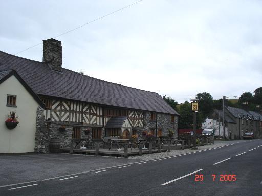 Ty Mawr at Gwyddelwern