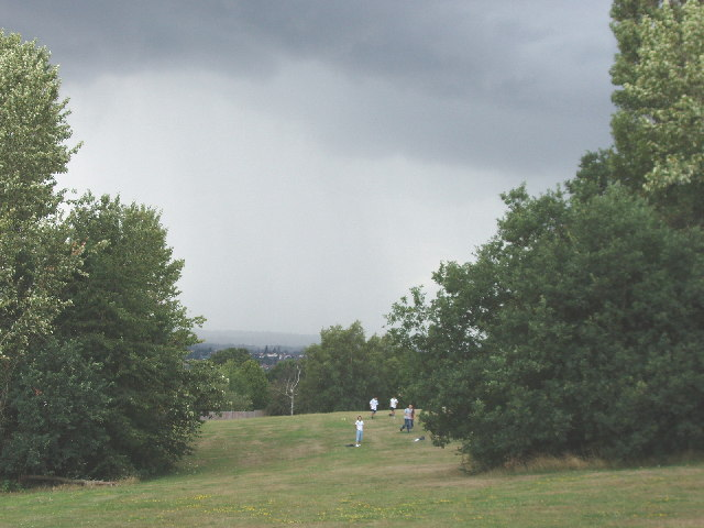 Barn Hill Open Space, Wembley
