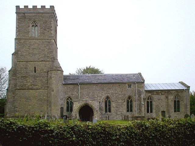 Grafton Regis Church