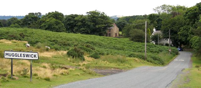 Muggleswick Village