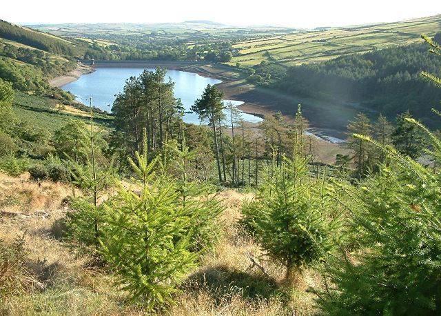 West Baldwin Reservoir - Isle of Man