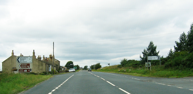 Carterway Heads Crossroads