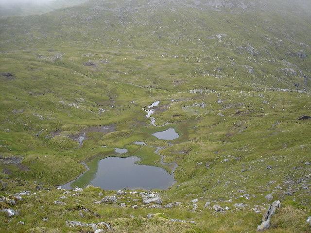 Loch Coire nan Dearcag