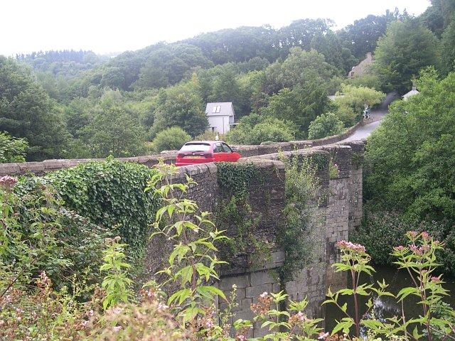 New Bridge at Gunnislake