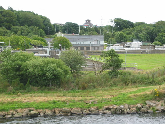 Water treatment works, Persley