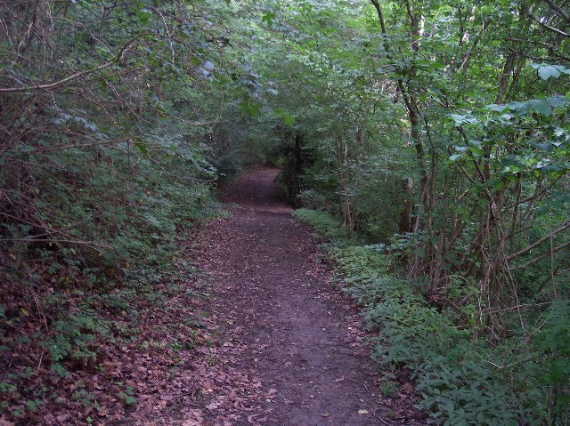 Old Road to Eastnor