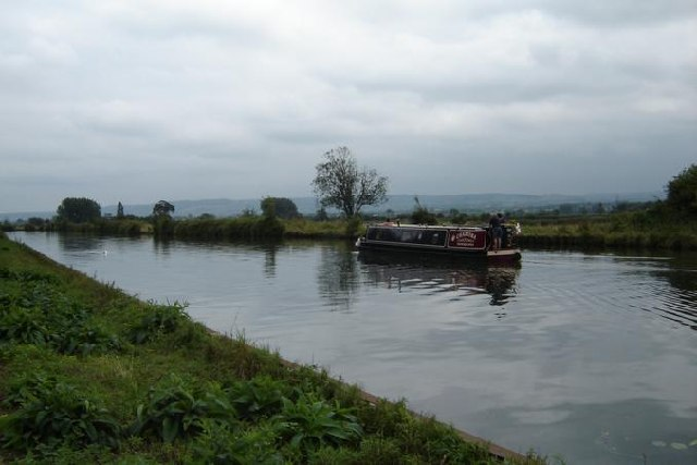 Gloucester and Sharpness Canal