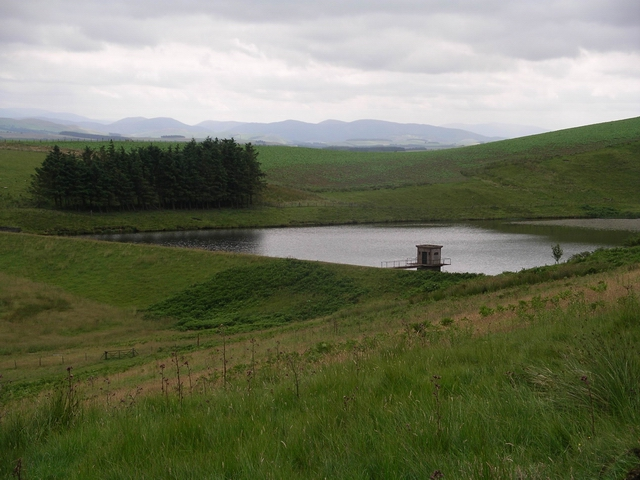 Quarrel Burn Reservoir