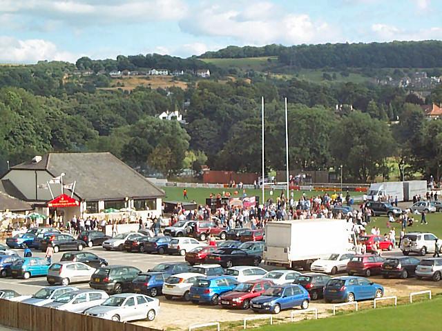 Wagon Lane sports ground