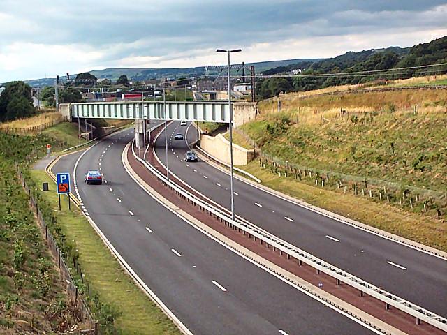 A650 Bingley Relief Road