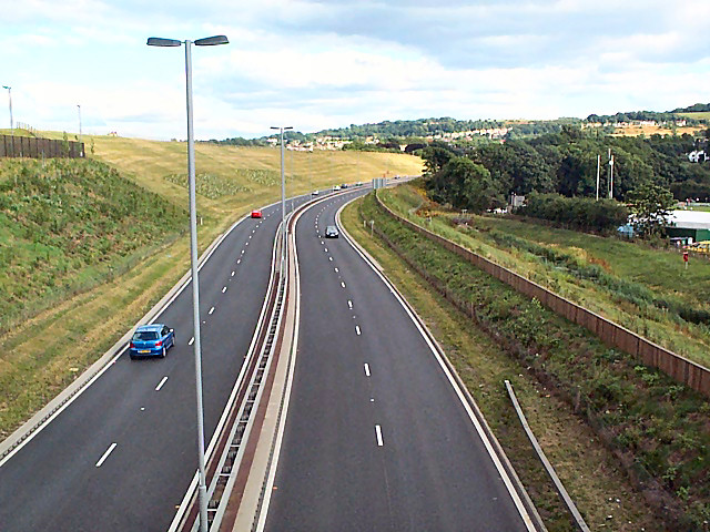 A650 Bingley Relief Road