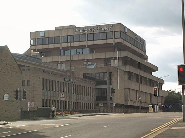Bradford & Bingley headquarters