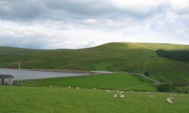 Baddinsgill Dam