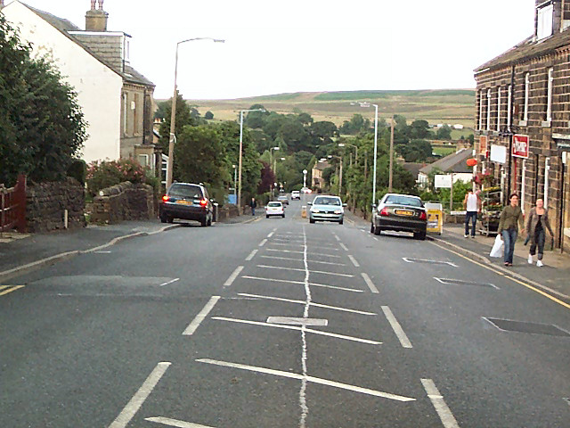 Otley Road, Eldwick