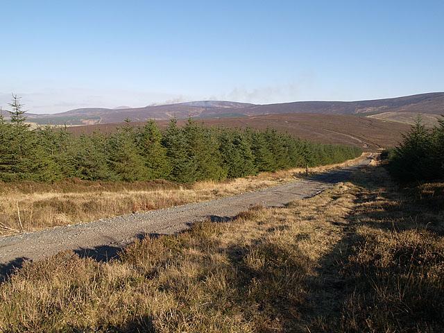 The Beary.   Isle of Man.