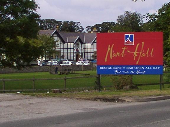 Nant Hall Hotel