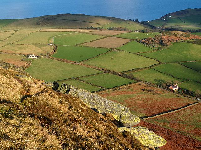 Barrule.    Isle of Man.