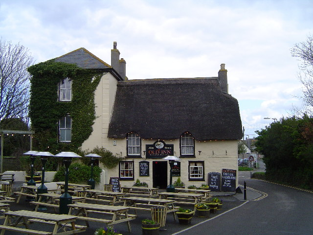 The Old Inn ,Mullion