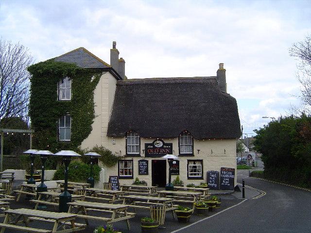 The Old Inn ,Mullion