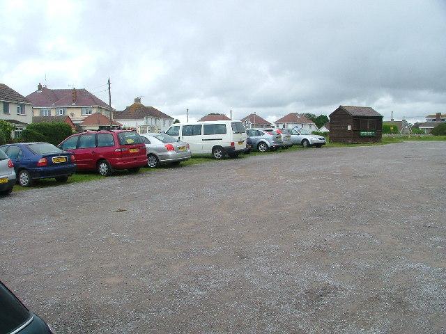 Southgate National Trust Carpark