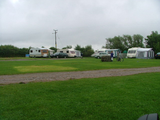 Pitton Cross Campsite