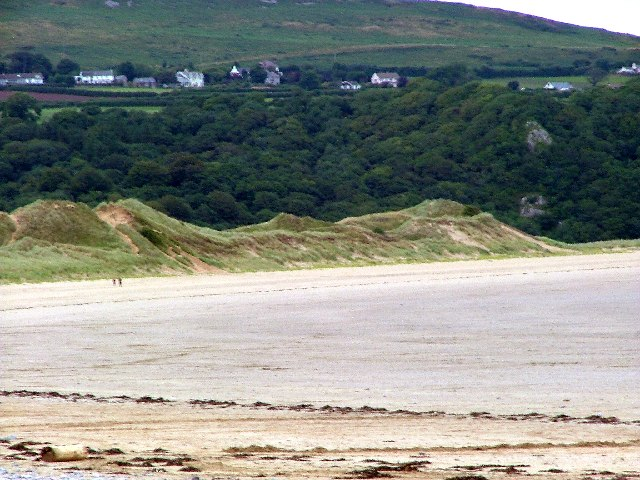 Dunes, Oxwich Burrows