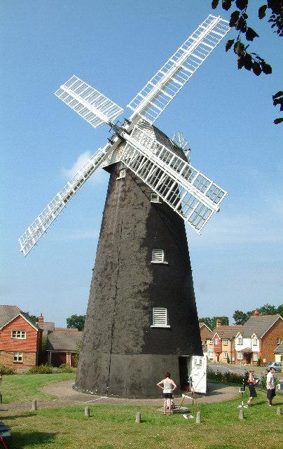Shirley Windmill, Post Mill Close, Croydon CR0 5DY