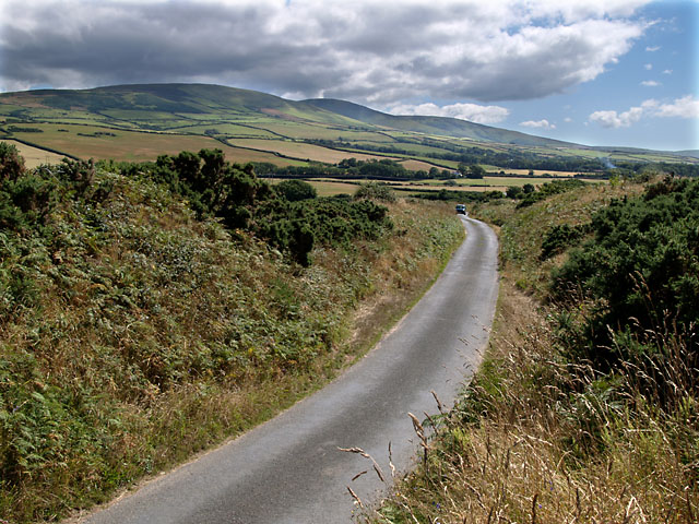 The Bollyn Road.   Isle of Man
