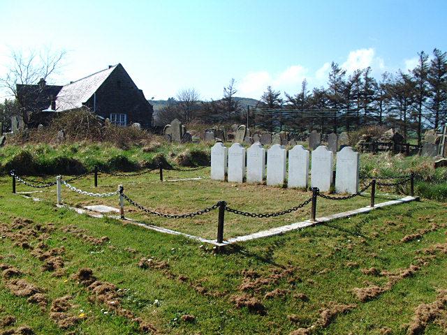 Patrick Churchyard - Isle of Man
