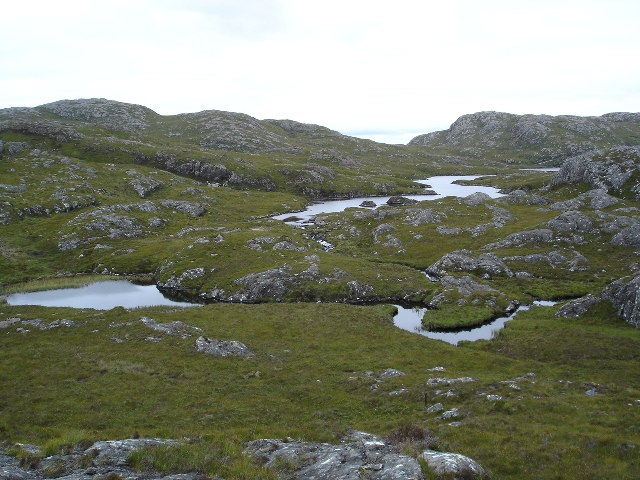 Tail of Loch Airigh a Phuill