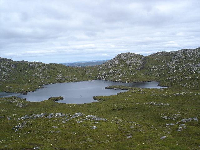 Loch Airigh a Phuill