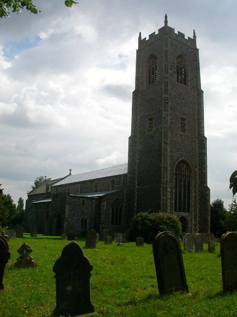 St Andrew & St Peter Church, Blofield