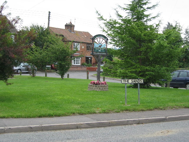Village green, Long Clawson