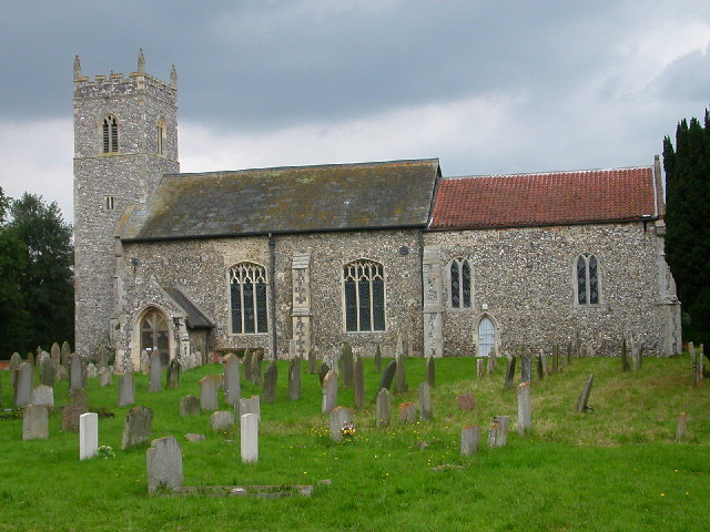 Church of St Peter, Lingwood
