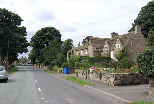 Whalton Village