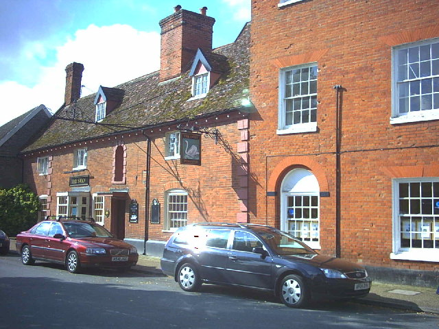 Swan Inn, The Street, Woolpit.