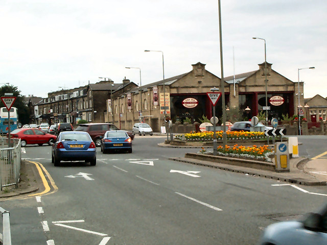 Saltaire Roundabout