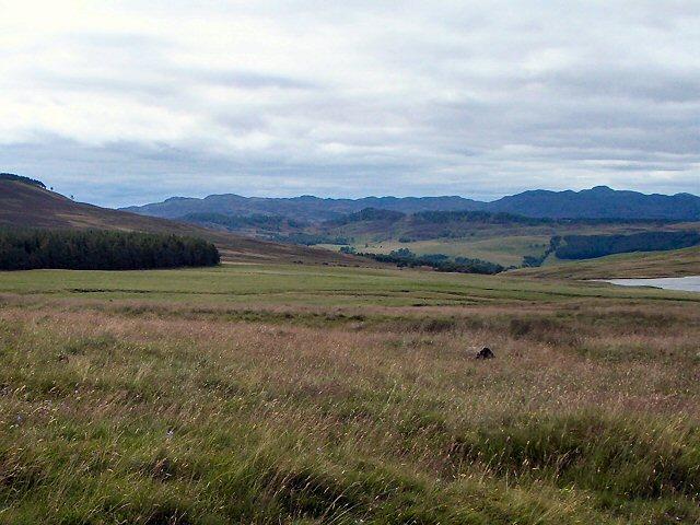 Near Loch Moraig