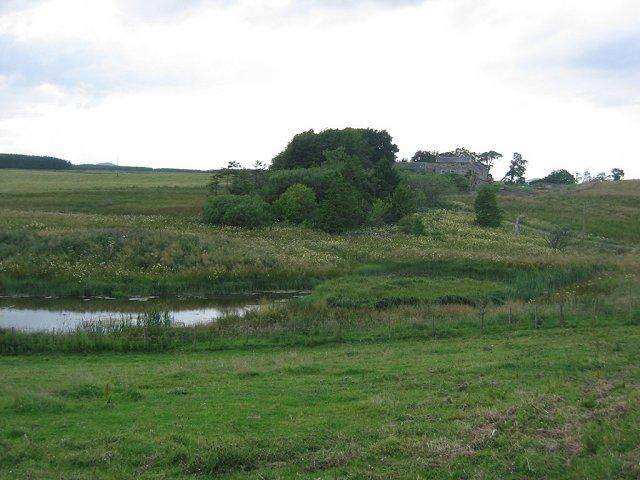 Pond, Cauldhall