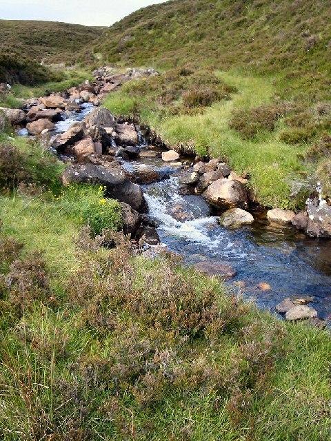 Allt Loch Valigan
