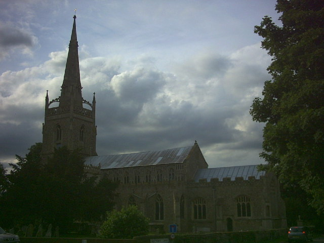 St. Mary's Church, Woolpit.