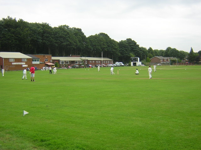 Bury Sports Club Cricket Ground