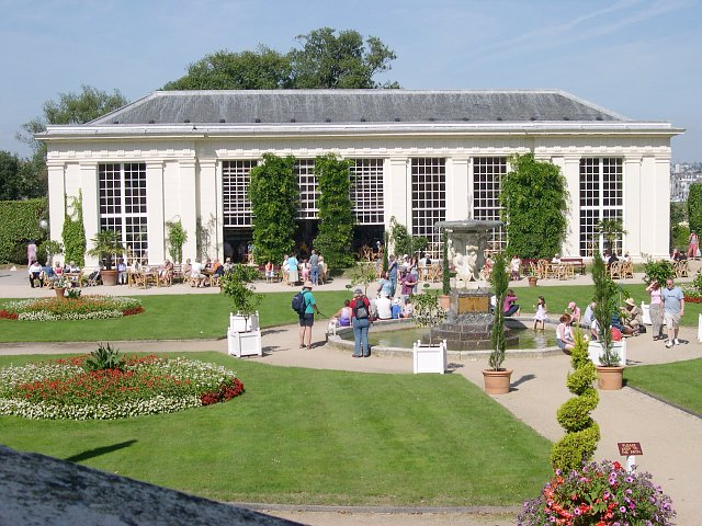 The Orangery, Mount Edgcumbe Country Park